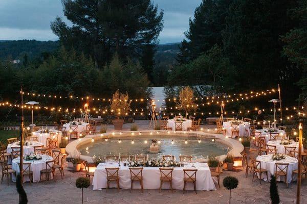 Un mariage de rêve à Aix en Provence