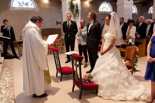 Le mariage religieux | Robes de mariage