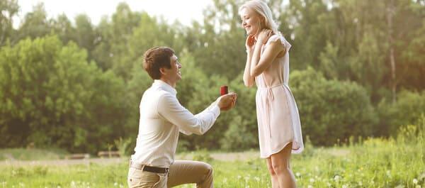 Les fiançailles, mode d'emploi | Robes de mariage