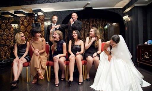 Les jeux de mariage pour égayer la fête