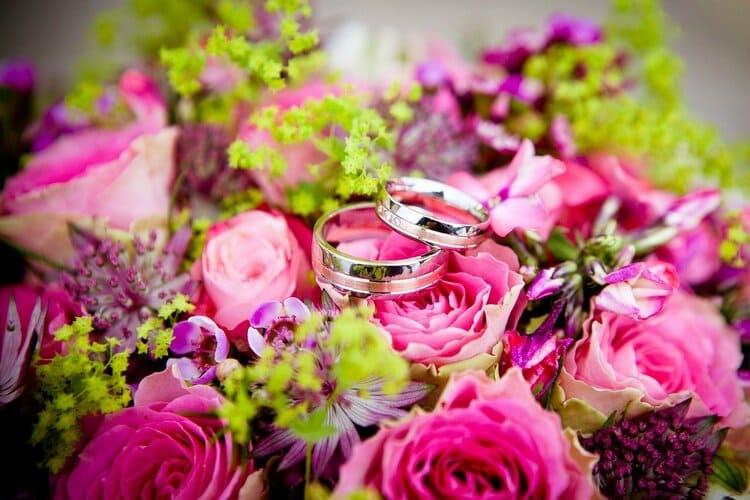 Bouquet Fleur Mariage